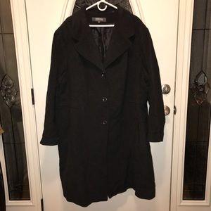 Kenneth Cole reaction wool winter coat